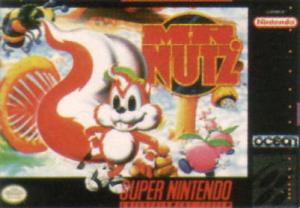 Mr. Nutz sur SNES