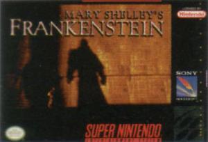 Mary Shelley's Frankenstein sur SNES