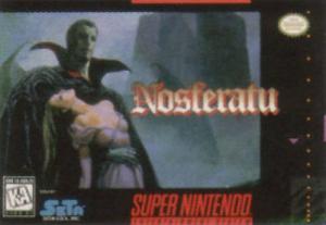 Nosferatu sur SNES