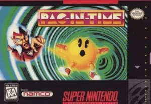 Pac-in-Time sur SNES