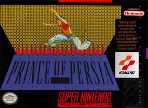 Prince of Persia sur SNES