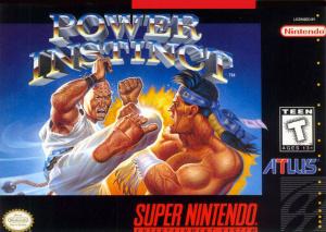 Power Instinct sur SNES