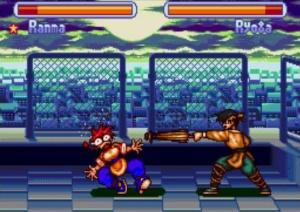 Ranma ½ : Hard Battle