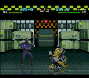 10. Rise of the Robots / Super NES-MegaDrive- PC-Amiga...
