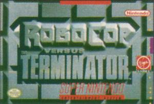 RoboCop vs Terminator sur SNES