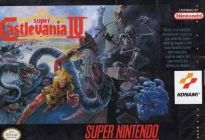 Super Castlevania IV sur SNES