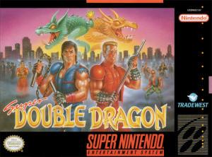 Super Double Dragon sur SNES
