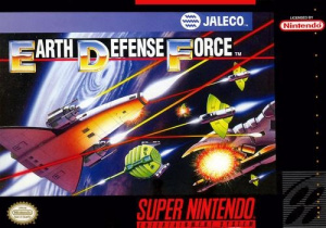Super Earth Defense Force sur SNES