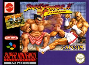 Street Fighter II Turbo : Hyper Fighting sur SNES