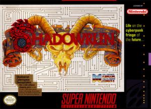 Shadowrun sur SNES