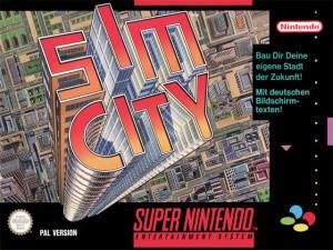 SimCity sur SNES