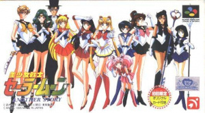 Sailor Moon : Another Story sur SNES
