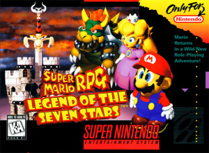 Super Mario RPG : Legend of the Seven Stars sur SNES