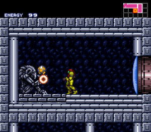 Le mythique : Super Metroid