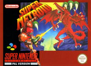 Super Metroid sur SNES
