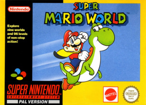 Super Mario World sur SNES