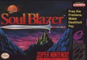 Soul Blazer sur SNES