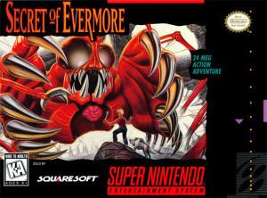 Secret of Evermore sur SNES
