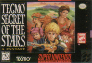 Secret of the Stars sur SNES
