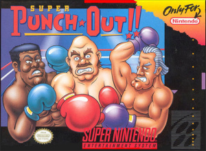Super Punch-Out!! sur SNES