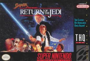 Super Star Wars : Return of the Jedi sur SNES