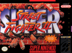 Super Street Fighter II : The New Challengers sur SNES