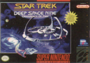 Star Trek : Deep Space Nine : Crossroads of Time sur SNES
