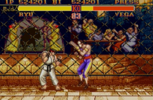 Street Fighter II a 20 ans