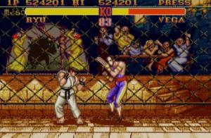 Oldies : Street Fighter II