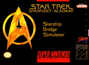Star Trek : Starfleet Academy : Starship Bridge Simulator