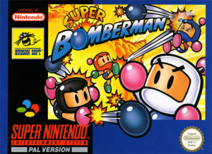 Super Bomberman sur SNES
