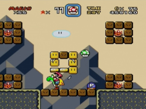 Oldies : Super Mario World