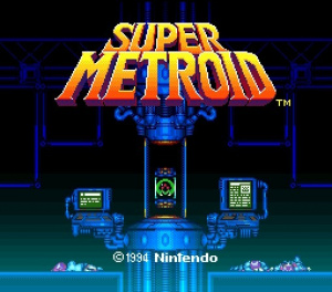 Oldies : Super Metroid