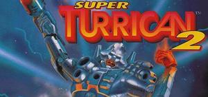 Jaquette de Super Turrican 2 sur Wii