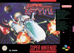 Super R-Type sur SNES