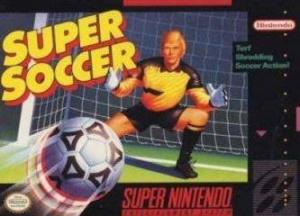 Super Soccer sur SNES