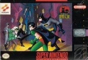 The Adventures of Batman & Robin sur SNES