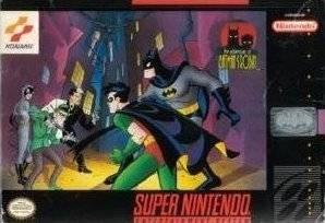 The Adventures of Batman & Robin sur SNES