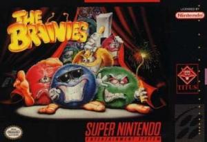 The Brainies sur SNES