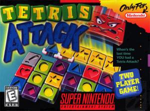 Tetris Attack sur SNES