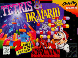 Tetris & Dr. Mario sur SNES