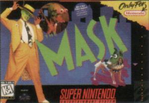 The Mask sur SNES