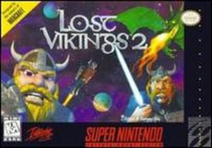 The Lost Vikings 2 sur SNES