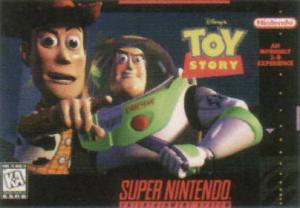 Toy Story sur SNES