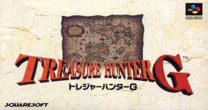 Treasure Hunter G sur SNES