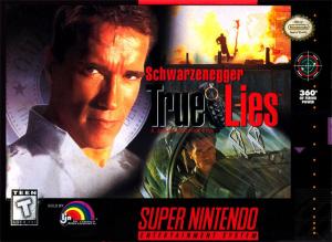 True Lies sur SNES