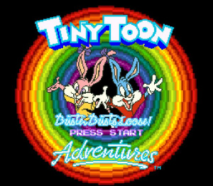 Tiny Toon Adventures : Buster Busts Loose !