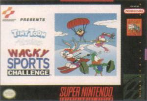 Tiny Toon Adventures : Wild & Wacky Sports sur SNES