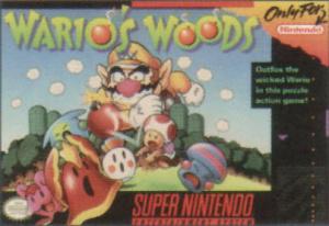 Wario's Woods sur SNES
