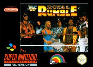WWF Royal Rumble sur SNES